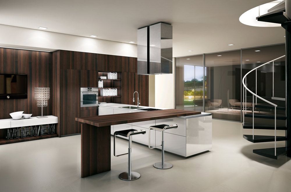 For the best kitchen cabinet remodel try lusso cucina for Cucine lusso moderne