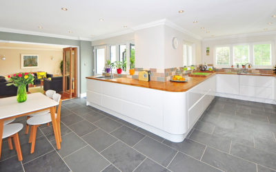 Try 1 of These Flooring Ideas For Your Kitchen Remodel